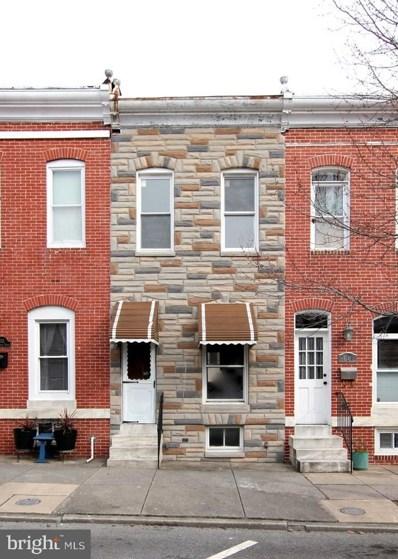 121 N Potomac Street, Baltimore, MD 21224 - #: MDBA501074