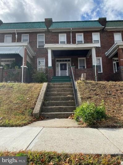 1602 Saint Stephens Street, Baltimore, MD 21216 - #: MDBA501114