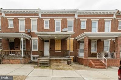 1704 E 25TH Street, Baltimore, MD 21213 - MLS#: MDBA501122