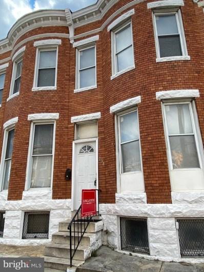 250 N Monroe Street, Baltimore, MD 21223 - #: MDBA501164