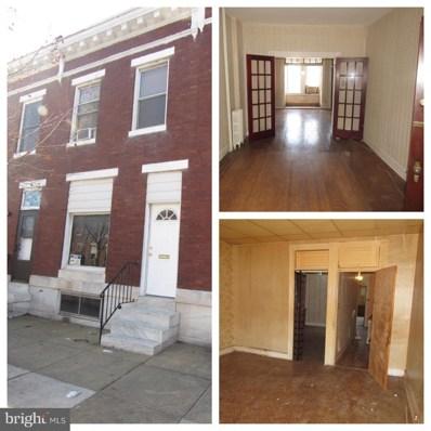 410 N Linwood Avenue, Baltimore, MD 21224 - #: MDBA501186