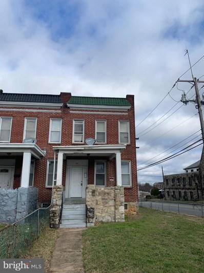 4411 Pimlico Road, Baltimore, MD 21215 - #: MDBA501238