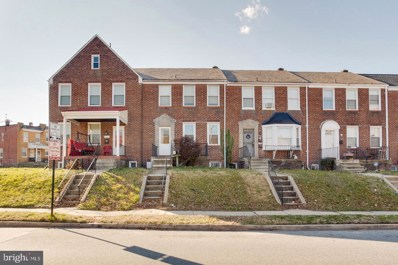 3615 Erdman Avenue, Baltimore, MD 21213 - #: MDBA501242