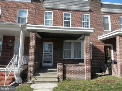 3406 Wilkens Avenue, Baltimore, MD 21229 - #: MDBA501246