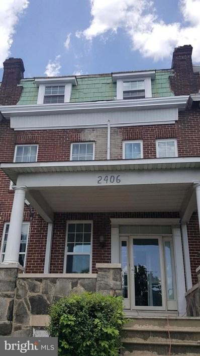 2406 Liberty Heights Avenue, Baltimore, MD 21215 - #: MDBA501256