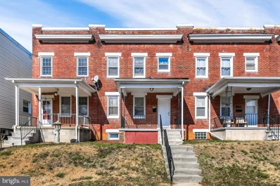 534 E 38TH Street, Baltimore, MD 21218 - #: MDBA501266