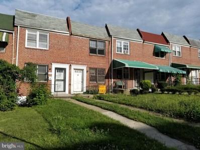1012 Ellicott Driveway, Baltimore, MD 21216 - #: MDBA501268