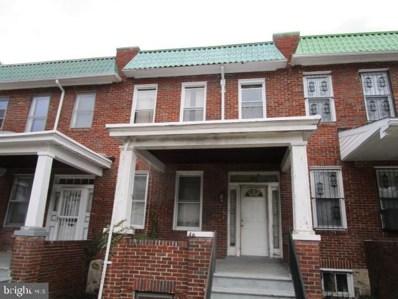 1605 Saint Stephens Street, Baltimore, MD 21216 - #: MDBA501332