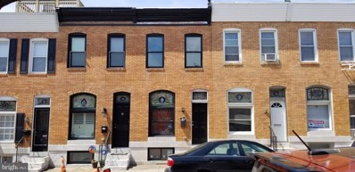 708 S Curley Street, Baltimore, MD 21224 - #: MDBA501346