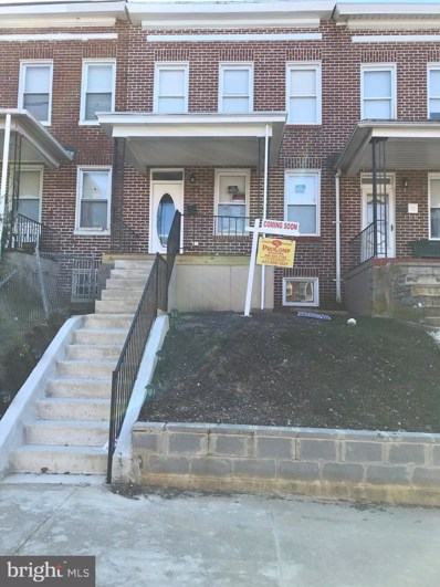 3227 Lyndale Avenue, Baltimore, MD 21213 - #: MDBA501354