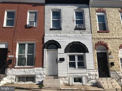 1807 Rutland Avenue, Baltimore, MD 21213 - #: MDBA501384