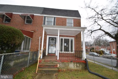 5597 Kennison Avenue, Baltimore, MD 21215 - #: MDBA501394
