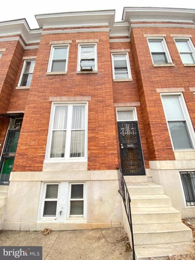 2006 W Lexington Street, Baltimore, MD 21223 - #: MDBA501400