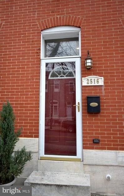 2516 E Fairmount Avenue, Baltimore, MD 21224 - #: MDBA501418