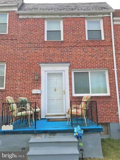 1108 Cooks Lane, Baltimore, MD 21229 - #: MDBA501460