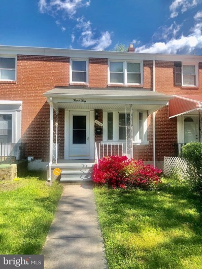 1230 Gittings Avenue, Baltimore, MD 21239 - #: MDBA501466