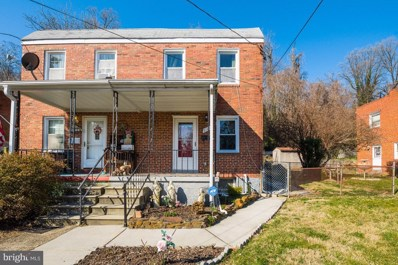 6110 Everall Avenue, Baltimore, MD 21206 - #: MDBA501632