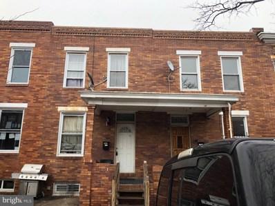513 N Clinton Street, Baltimore, MD 21205 - #: MDBA501712
