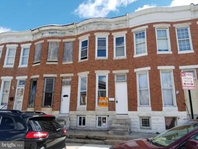23 N Bentalou Street, Baltimore, MD 21223 - #: MDBA501740