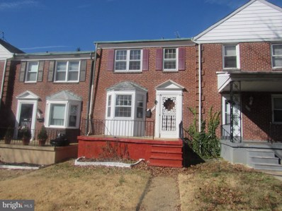 1214 Evesham Avenue, Baltimore, MD 21239 - #: MDBA501798