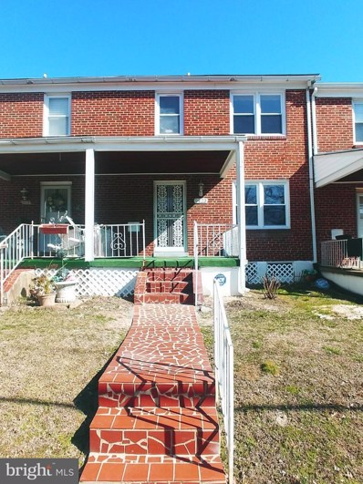 5423 Purdue Avenue, Baltimore, MD 21239 - #: MDBA501832