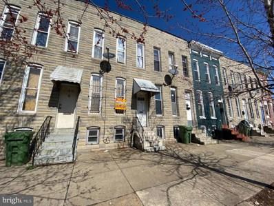 1814 Wilkens Avenue, Baltimore, MD 21223 - #: MDBA501852