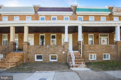 3121 Mareco Avenue, Baltimore, MD 21213 - #: MDBA501870