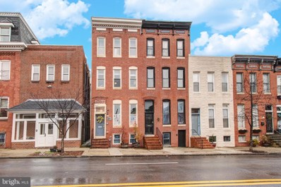 12 N Patterson Park Avenue, Baltimore, MD 21231 - #: MDBA501886