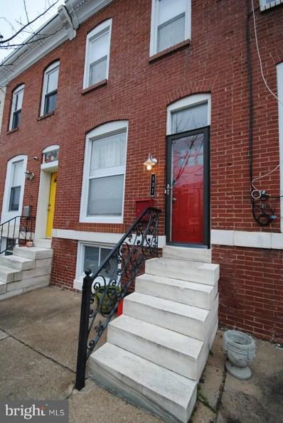 137 S Clinton Street, Baltimore, MD 21224 - #: MDBA501894