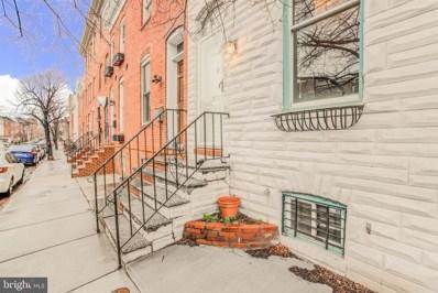 1525 William Street, Baltimore, MD 21230 - #: MDBA501990