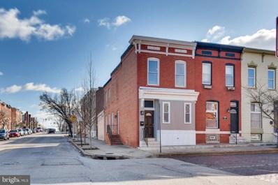 101 S Bouldin Street, Baltimore, MD 21224 - #: MDBA502022