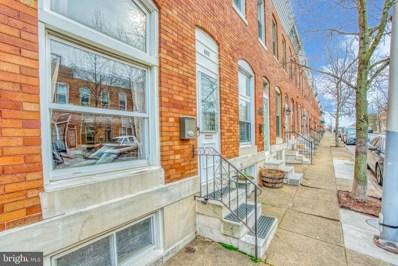 607 S Curley Street, Baltimore, MD 21224 - MLS#: MDBA502080