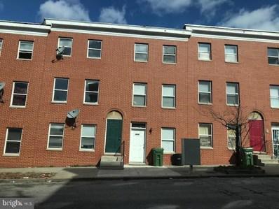 1210 W Lafayette Avenue UNIT 8, Baltimore, MD 21217 - #: MDBA502082