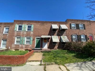 518 Arsan Avenue, Baltimore, MD 21225 - #: MDBA502088