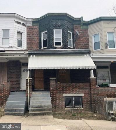 1619 N Payson Street, Baltimore, MD 21217 - #: MDBA502104