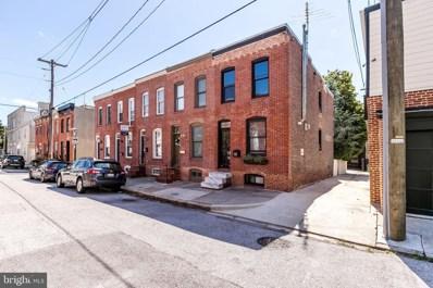602 S Bouldin Street, Baltimore, MD 21224 - #: MDBA502112