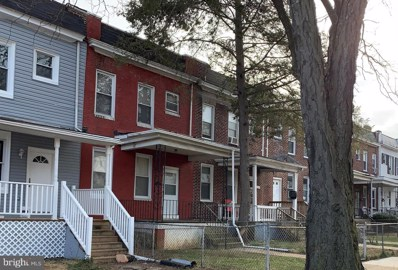 4117 Norfolk Avenue, Baltimore, MD 21216 - #: MDBA502154