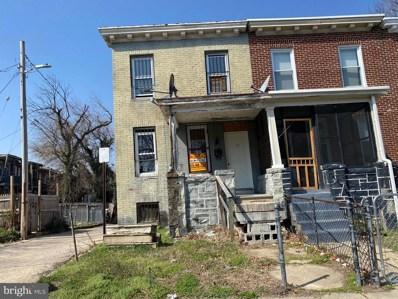 2300 Garrett Avenue, Baltimore, MD 21218 - #: MDBA502222