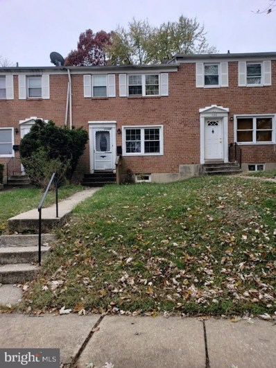 602 Gibson Road, Baltimore, MD 21229 - #: MDBA502246