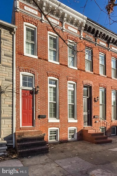 3228 O\'Donnell Street, Baltimore, MD 21224 - #: MDBA502250
