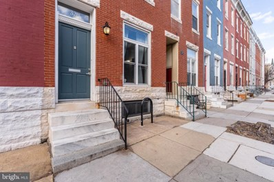 320 E 22ND Street, Baltimore, MD 21218 - #: MDBA502286