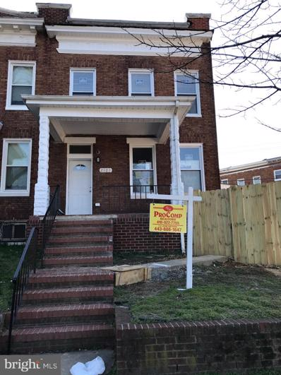 2101 Belair Road, Baltimore, MD 21213 - #: MDBA502408