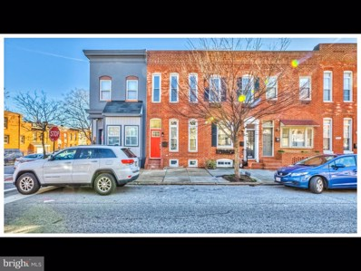 3141 Dillon Street, Baltimore, MD 21224 - #: MDBA502424
