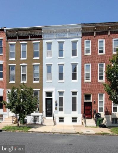 432 E Lafayette Avenue, Baltimore, MD 21202 - #: MDBA502520