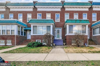 3318 Ellerslie Avenue, Baltimore, MD 21218 - #: MDBA502568