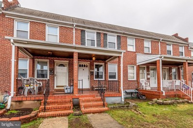 6817 Bank Street, Baltimore, MD 21224 - #: MDBA502678