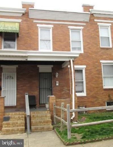 1905 Grinnalds Avenue, Baltimore, MD 21230 - #: MDBA502716