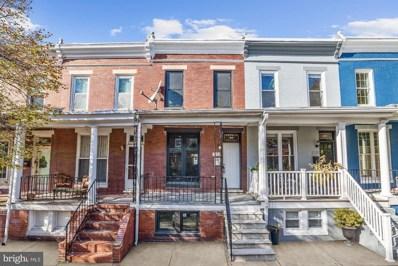222 W Lorraine Avenue, Baltimore, MD 21211 - #: MDBA502718