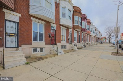 2721 Edmondson Avenue, Baltimore, MD 21223 - #: MDBA502720