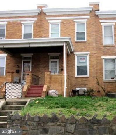 1908 Grinnalds Avenue, Baltimore, MD 21230 - #: MDBA502722